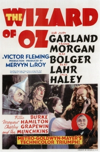 The Wizard Of Oz - original movie poster 1939